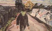 Edvard Munch Murderer china oil painting reproduction